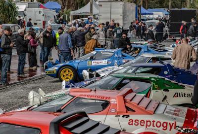 A Sanremo il meeting delle Lancia Strato's