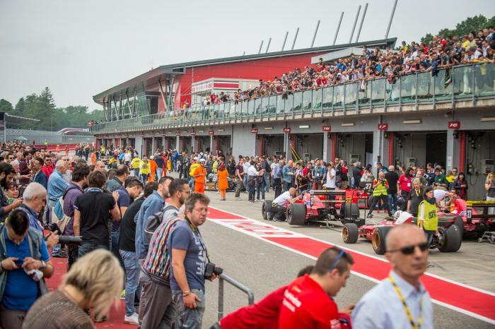 All'Historic Minardi Day la storia della Formula 1