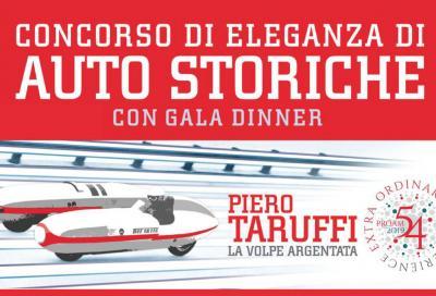"""""""Volpe Argentata"""": torna il grande evento in onore di Piero Taruffi"""