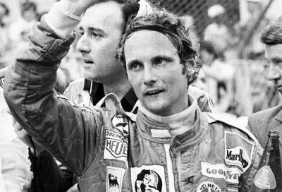 "Addio a Niki Lauda, il ""pilota-computer"""