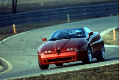 Al MAUTO le concept car Alfa Romeo Proteo, Fiat Scia e Lancia Dialogos