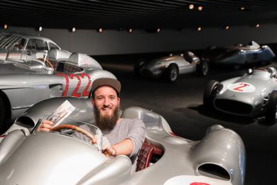 Il Museo Mercedes-Benz sfonda quota 10 milioni