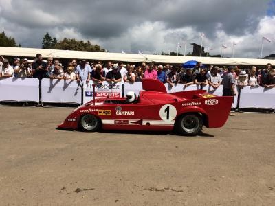 Alfa Romeo e Abarth a Schloss Dyck Classic Days