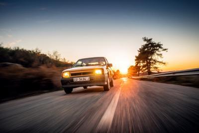 Da Oporto a Russelsheim: il viaggio da damigella di una Opel Corsa GT
