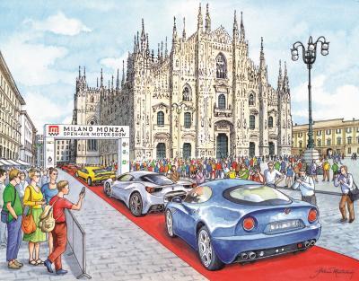 """A giugno 2020 la sesta edizione di """"Parco Valentino"""", la prima a Milano"""