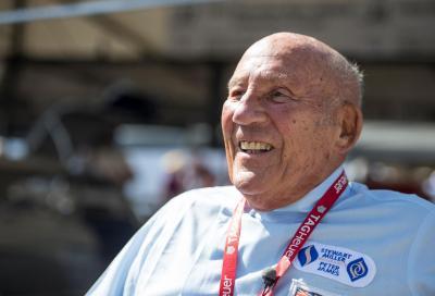 Stirling Moss: 90 anni da recordman alla Mille Miglia