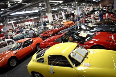 Tutto pronto per Modena Motor Gallery