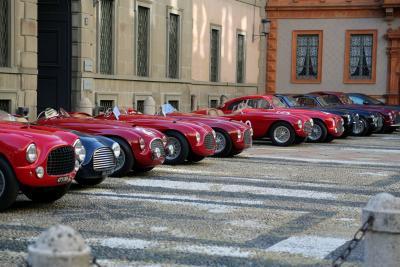 Son tornate a Milano le Touring Superleggera