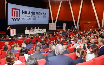 Piani ambiziosi per Milano Monza Open-Air Motor Show: attesi mezzo milione di spettatori