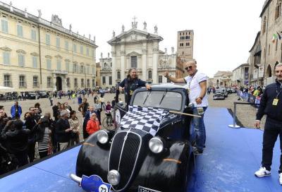 Dopo 10 anni a Mantova trionfa di nuovo Passanante