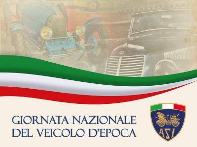 GIORNATA NAZIONALE VEICOLO D'EPOCA: INIZIATIVE ED EVENTI IN TUTTA ITALIA