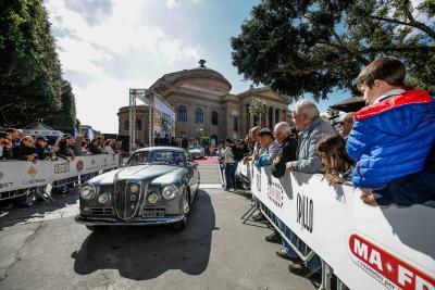 Grande successo di equipaggi da tutto il mondo alla Targa Florio Classica 2019