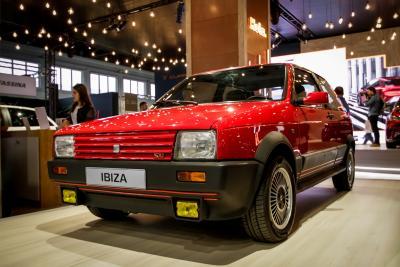 SEAT ad Auto e Moto d'Epoca: i 35 anni della Ibiza e la prima Cupra sullo sfondo della el-Born