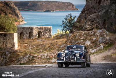Tour du Péloponnèse: sempre più internazionale, sempre più italiano