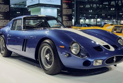 Apre oggi Milano AutoClassica con auto iconiche e modelli mai visti prima