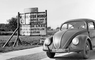 Volkswagen, un Maggiolino per amico