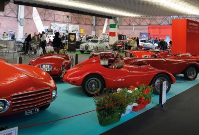 Passione Italiana: al via la quarta edizione a Retro Classics Stoccarda 2020
