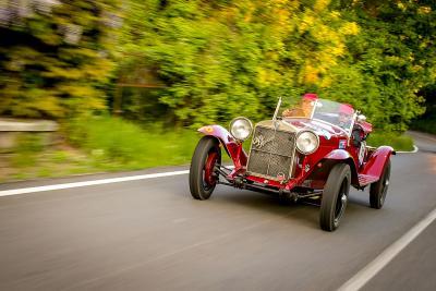 FCA Heritage di corsa verso Automotoretrò