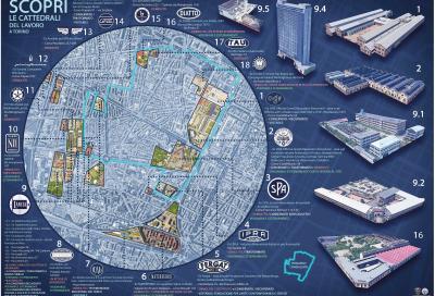 Borgo San Paolo: la mappa alla scoperta del quartiere dell'automobile