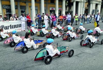 """Gas!... e pedali: ai nastri di partenza il campionato dei """"Mini Gran Premi"""""""