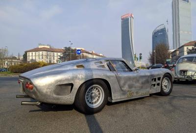 Milano libera le auto d'epoca: area B aperta