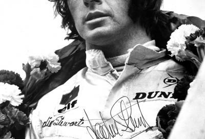 Jackie Stewart, una vita di corse