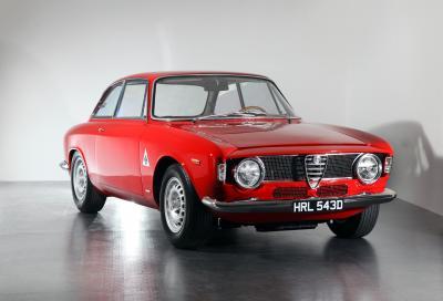 Una Giulia GTA (del 1965) per Alfamaniaci (ricchi): costa 360mila euro!