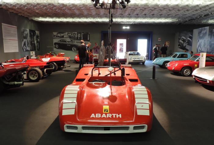 Modena Motor Gallery riparte in Alfa Romeo