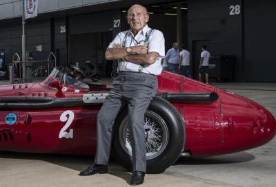 Addio a Stirling Moss, grande anche con le Maserati