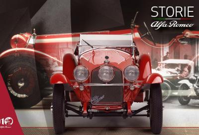 Storie Alfa Romeo: la 6C 1750