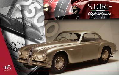 Storie Alfa Romeo: la 6C 2500 Villa d'Este
