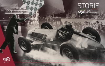 """Storie Alfa Romeo"": la prima Casa iridata in Formula 1"