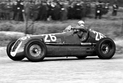 80° anni fa la vittoria Maserati alla Targa Florio