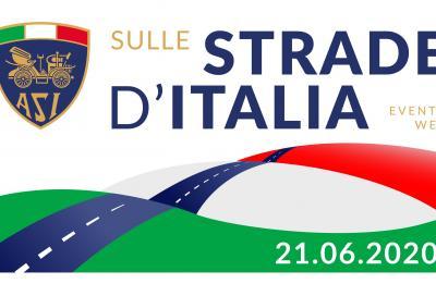 """""""ASI SULLE STRADE D'ITALIA"""" IL GRANDE RADUNO IN STREAMING CHE UNISCE IL PAESE"""