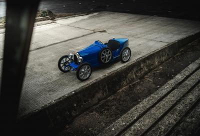 La Bugatti Baby II è pronta per la produzione