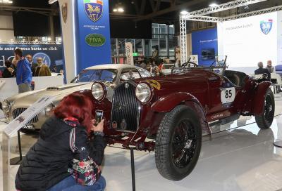 ASI a Milano Autoclassica e Modena Motor Gallery doppio impegno per la Giornata nazionale del veicolo d'epoca