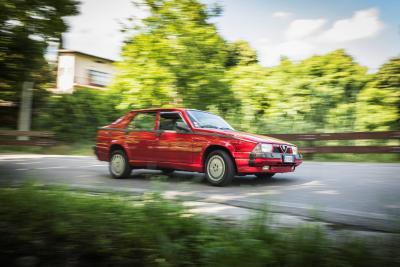 Alfa 75 V6 3.0: Piacere Alfista
