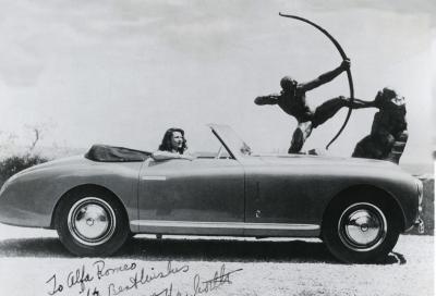 Alfa Romeo, 110 anni da attrice protagonista