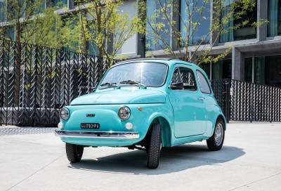 Da oggi c'è un pneumatico dedicato ai collezionisti della Fiat Nuova 500