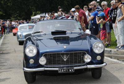 Grande raduno ASI a Milano Autoclassica nella giornata nazionale del veicolo d'epoca