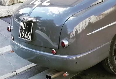 Targhe originali per i veicoli storici: un passo avanti per il loro recupero