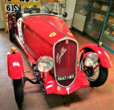 Modena Motor Gallery dedicata a Francesco Stanguellini