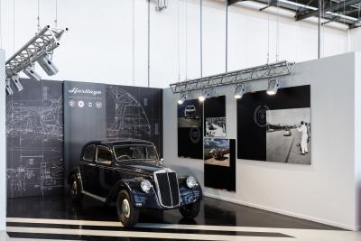 Anima antica e look moderno: rinnovate le Officine Classiche di FCA Heritage