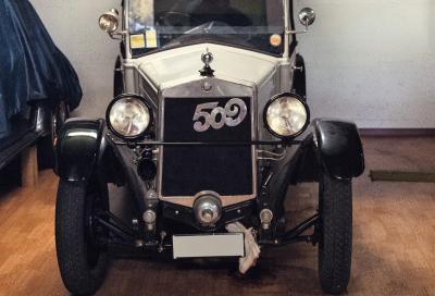 Le automobili ante e dopoguerra inaugurano il 2021 di Aste Bolaffi