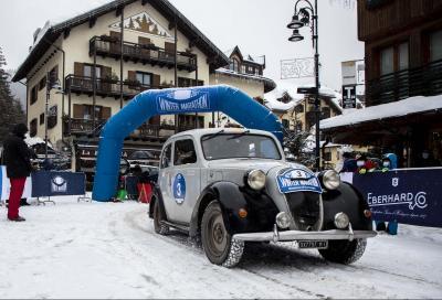 Bellini-Tiberti vincono la Winter Marathon