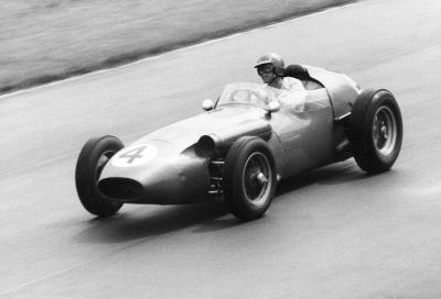 Aston Martin e F1: sessant'anni fa la prima volta