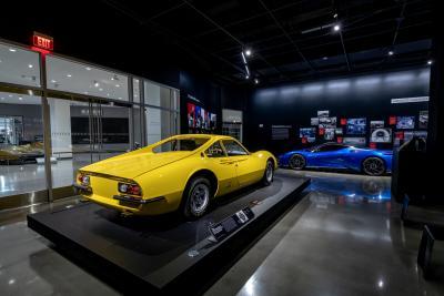 Il Petersen Automotive Museum di Los Angeles celebra Pininfarina con una nuova mostra