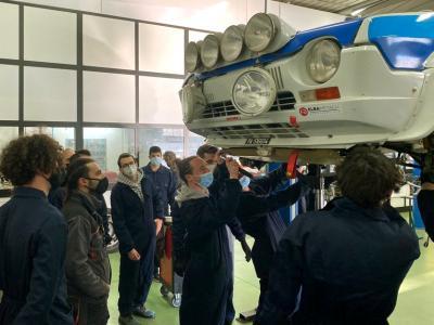 Grande successo per i corsi di restauro delle Università di Modena, Reggio Emilia e Ferrara