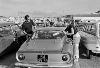 Polvere di stelle: all'asta a Milano la Ferrari di Roger Vadim e Jane Fonda