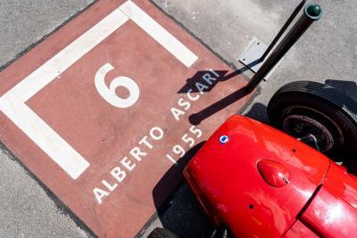 Il posto di Alberto Ascari